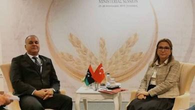 اقتصاد الوفاق تبحث عودة الشركات التركية