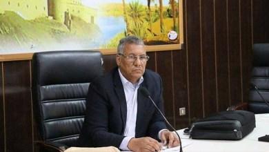 عميد المجلس البلدي سبها حامد رافع الخيالي