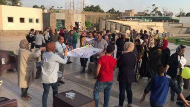 """""""عيش اللحظة"""" احتفالية ببنغازي من أجل حقوق ذوي الإعاقة"""