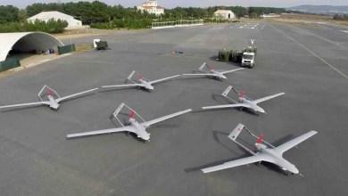 طائرات الدرون التركية