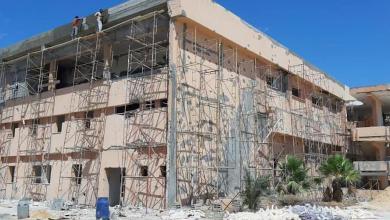 صيانة مدارس في سرت بقيمة 360 ألف دولار