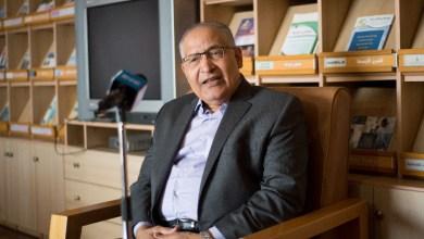 رئيس المجلس المصري للشؤون الخارجية السفير منير زهران
