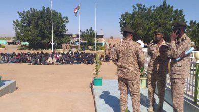 السودان تستقبل 145 مهاجر غير قانوني من مواطنيها يعودون من ليبيا