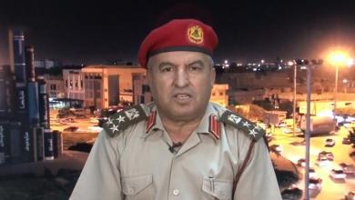 العميد خالد المحجوب - مدير إدارة التوجيه المعنوي بالجيش الوطني
