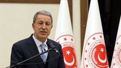 وزير الدفاع التركي خلوصي أكار- إرشيفية