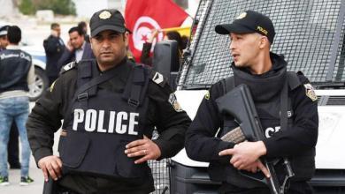 """الأمن التونسي - """"أرشيفية"""""""