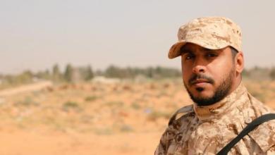 """المنذر الخرطوش - عضو شعبة الإعلام الحربي - """"أرشيفية"""""""