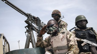 جنود من جيش النيجر