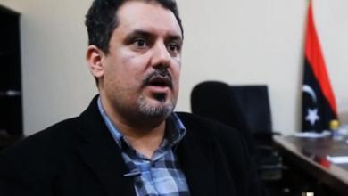 عضو مجلس النواب صالح أفحيمة- إرشيفية