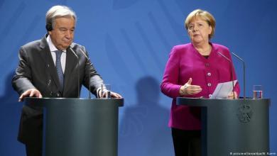 انغيلا ميركل توجه دعوة لــ 11 دولة لحضور مؤتمر برلين