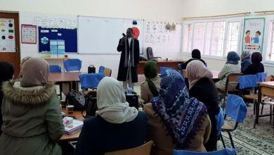 هون .. دورة تدريبية لمعلمات ومعلمي اللغة الانجليزية على مستوى مدارس بلدية الجفرة