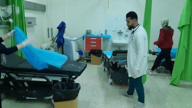 مركز بنغازي الطبي يرفع حالة الطوارئ