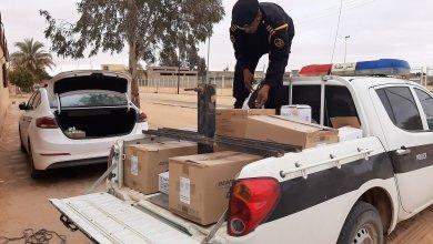 البلدي البوانيس يضبط قرابة 400 علبة دواء المنتهية الصلاحية