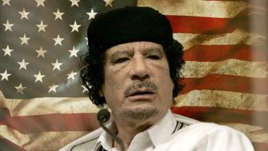 تغريدة لمسؤول أميركي: أميركا من قتل العقيد القذافي