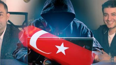 صحفيين أتراك - اختراق - جنود أتراك