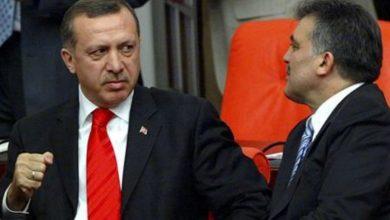 عبدالله غل - أردوغان