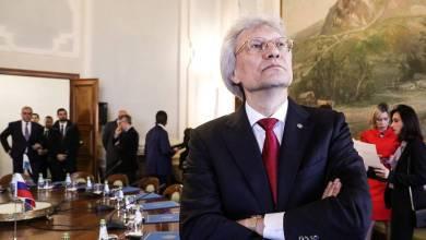 "سفير روسيا لدى إيطاليا ""سيرغي رازوف"""