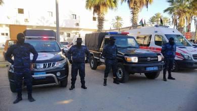 داخلية الوفاق تكثف الدوريات الأمنية في طرابلس
