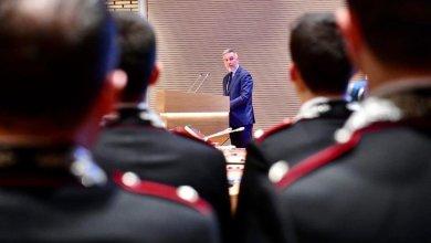 وزير الدفاع الإيطالي لورنزو جويريني- إرشيفية