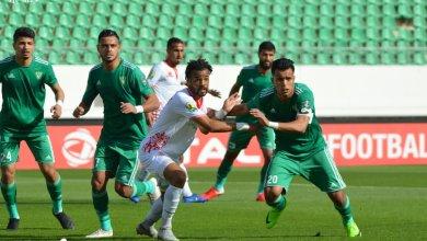مباراة النصر و حسنية أغادير