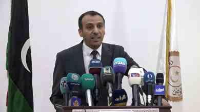 الناطق باسم وزارة الخارجية في حكومة الوفاق محمد القبلاوي