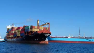 """ميناء بنغازي - """"أرشيفية"""""""