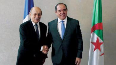 لودريان يبحث مع بوقادوم مستجدات الملف الليبي