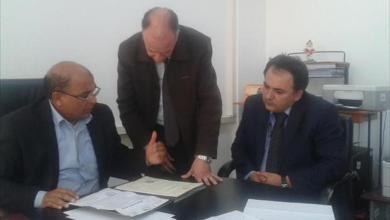 توضيح من مصرف ليبيا المركزي بالبيضاء بشأن ايقاف صرف العملة ضمن مواجهة كورونا