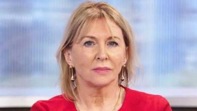 نادين دوريز - وزيرة الدولة لشؤون الصحة في بريطانيا