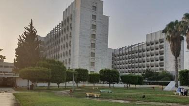 اللجنة العليا لمجابهة فايروس كورونا تخصص مستشفى طرابلس الجامعي لاستقبال حالات الاشتباه بالفيروس