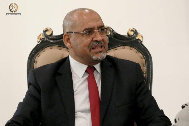 عضو مجلس النواب عن سبها الهادي الصغير