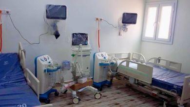 إنشاء مركز لعلاج مصابي كورونا في مدينة غدامس
