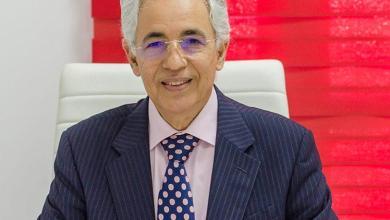 الدكتور خليفة البكوش-رئيس اللجنة الاستشارية لمجابهة كورونا المشكلة من قبل رئاسي الوفاق