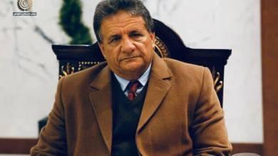 الدكتور سعد عقوب وزير الصحة بالحكومة الليبية