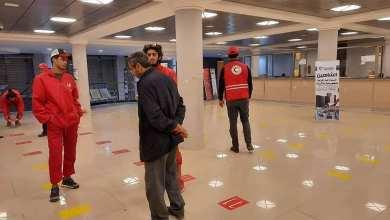 بلدية بنغازي تواصل أعمالها التوعوية لمكافحة فيروس كورونا
