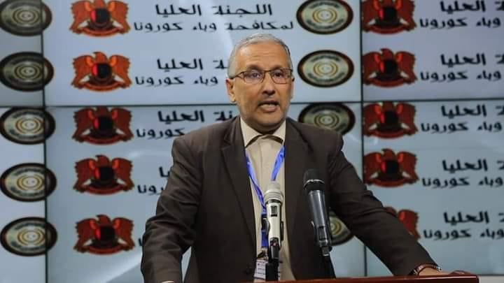 الدكتور أحمد الحاسي- إرشيفية