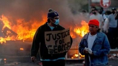 ترامب يلوح بإنزال الجيش للشوارع لإيقاف المتظاهرين