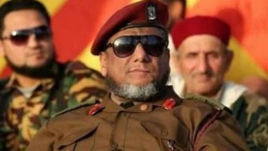 اللواء فوزي المنصوري - آمر محوري عين زارة ووداي الربيع بمعركة الجيش الوطني في طرابلس