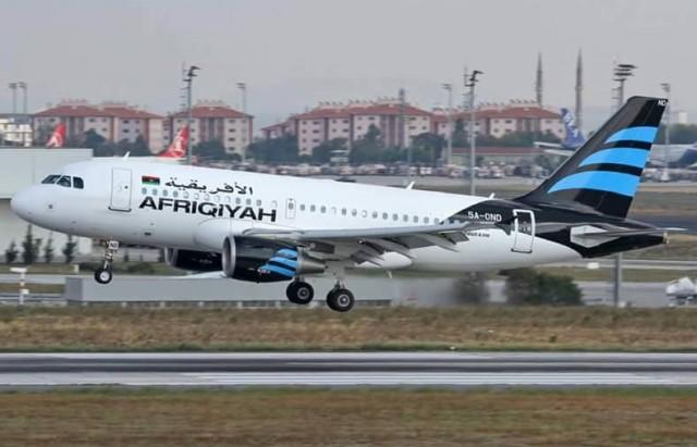 شركة الخطوط الجوية الأفريقية تعلن عن رحلاتها لعودة العالقين الليبيين من مطار اسطنبول إلى مطار مصراتة