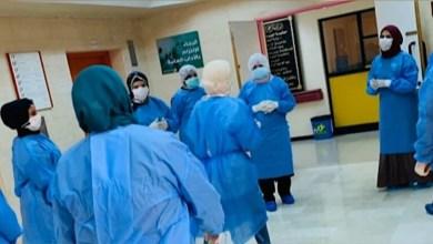 بنغازي .. تسجيل 3 حالات إصابة جديدة بفيروس كورونا - الصورة أرشيفية من مركز بنغازي الطبي