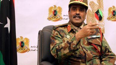 اللواء أحمد المسماري -الناطق باسم القائد العام للجيش الوطني الليبي