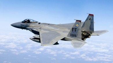 """مقاتلة F15 الأميركية -""""أرشيفية"""""""