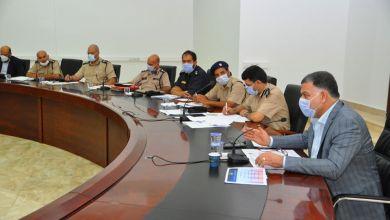 وكيل وزارة داخلية الوفاق يترأس اللقاء التشاوري الثاني مع مسؤولي القطاعات الشرطية والأمنية