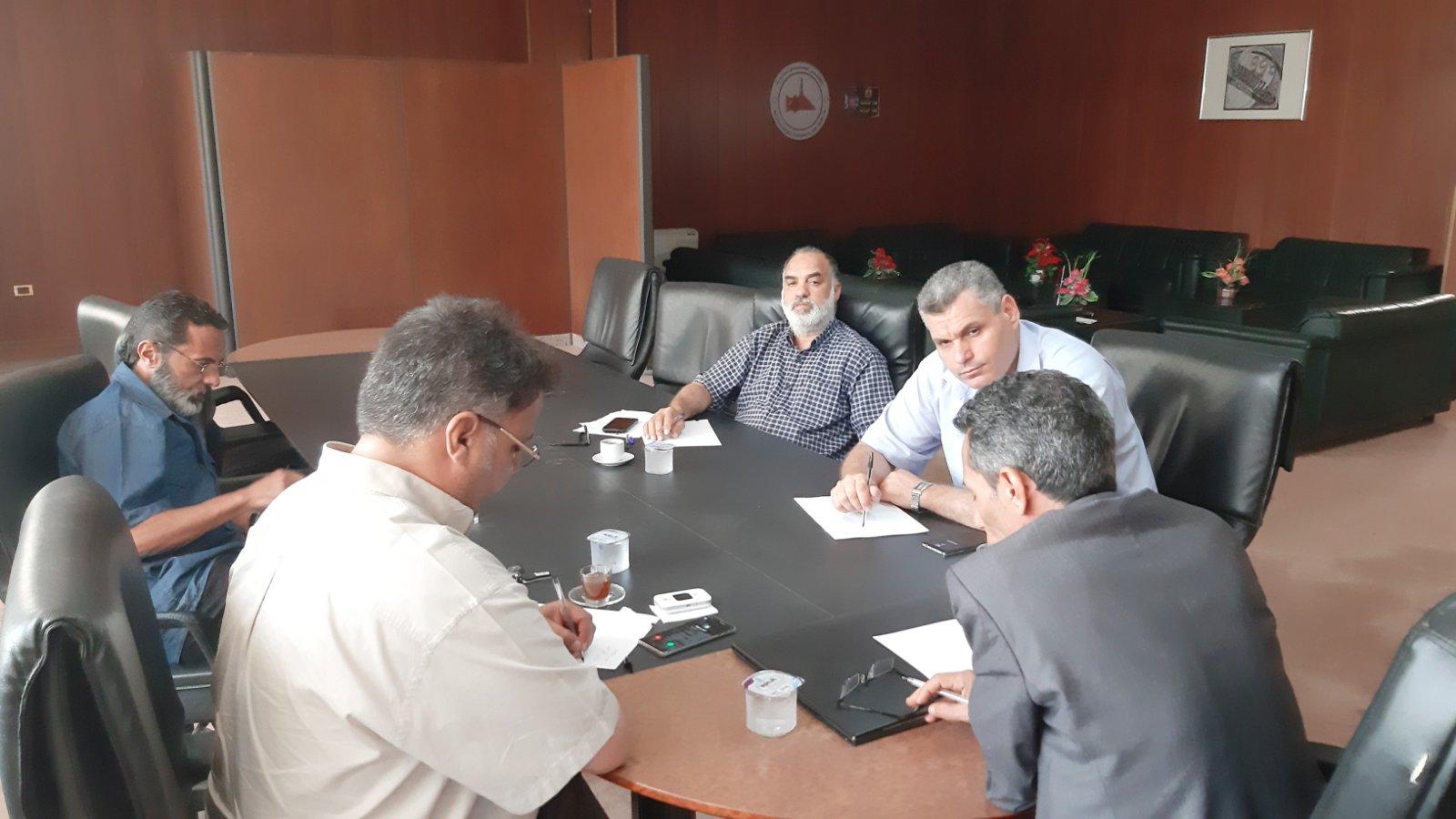 اجتماع طارىء للمجلس التسييري لبلدية سرت