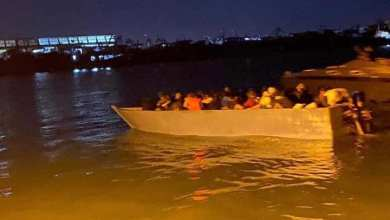 أمن السواحل الليبي يُنقذ 20 مهاجرا شرق مليتة