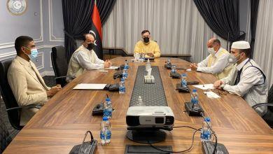 الرئاسي يناقش المواقف التي اتخذها باشاغا حول مظاهرات طرابلس