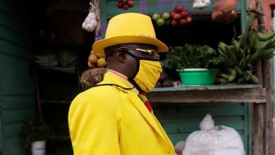 من الصور لمصمم الأزياء الكيني