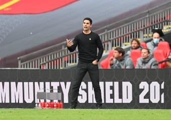 FA Community Shield - Arsenal v Liverpool
