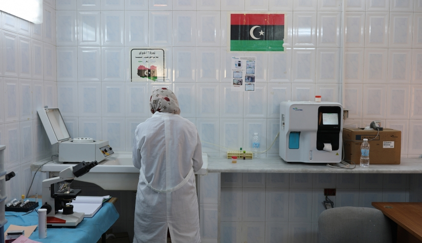 كورونا ليبيا