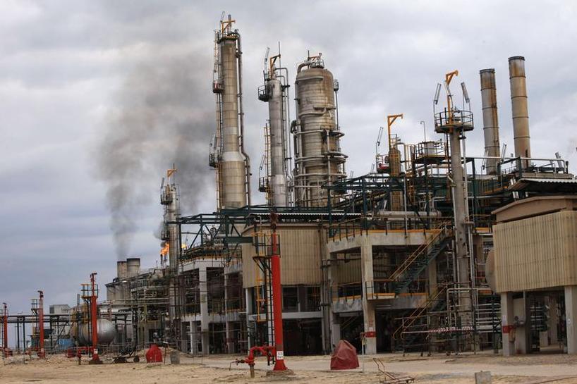 شركة الخليج العربي لإنتاج النفط تعلن عودة تشغيلمصفاة طبرق